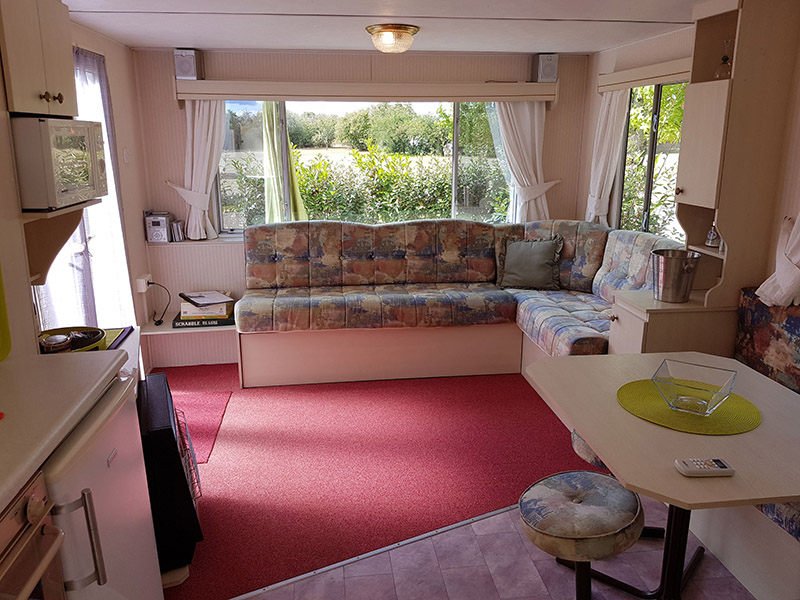 The Static Home Moulin Brule Camping Rurale Just For